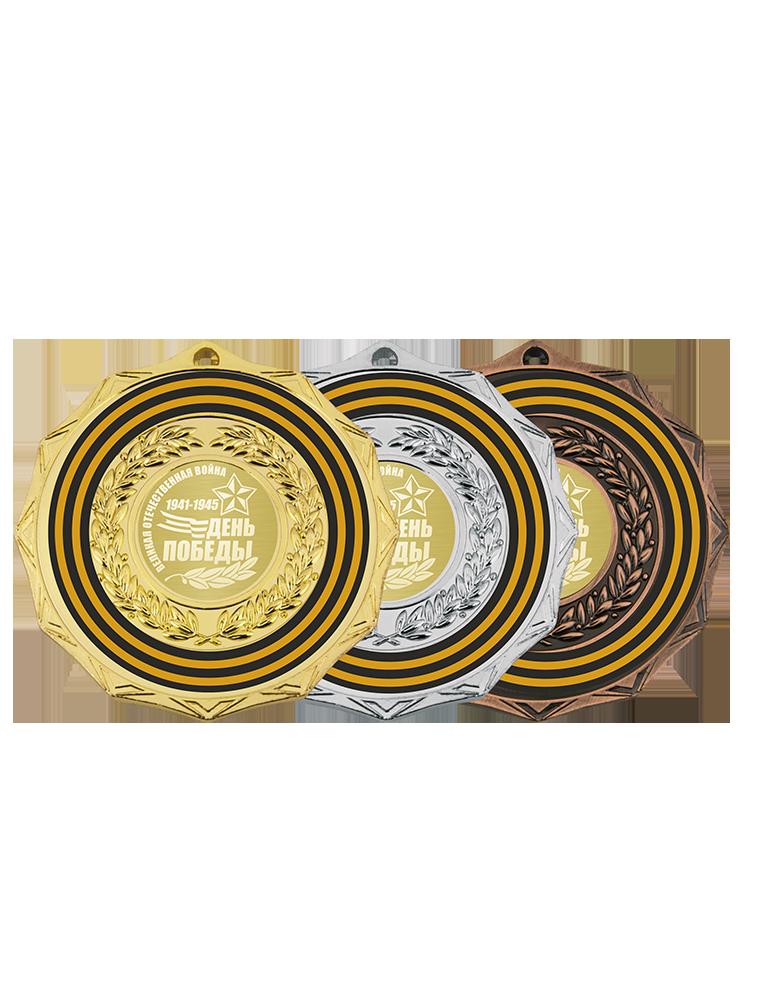 Медаль корпусная (MK202)