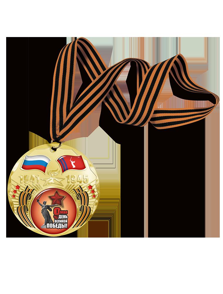 Медаль на Георгиевской ленте (MK233+LN14)