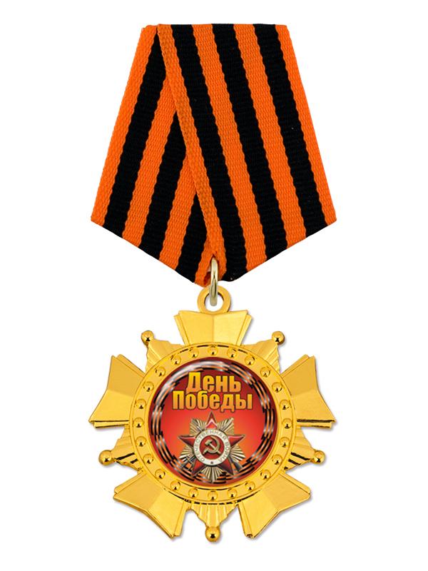 Медаль на колодке (MK282a+KL10)