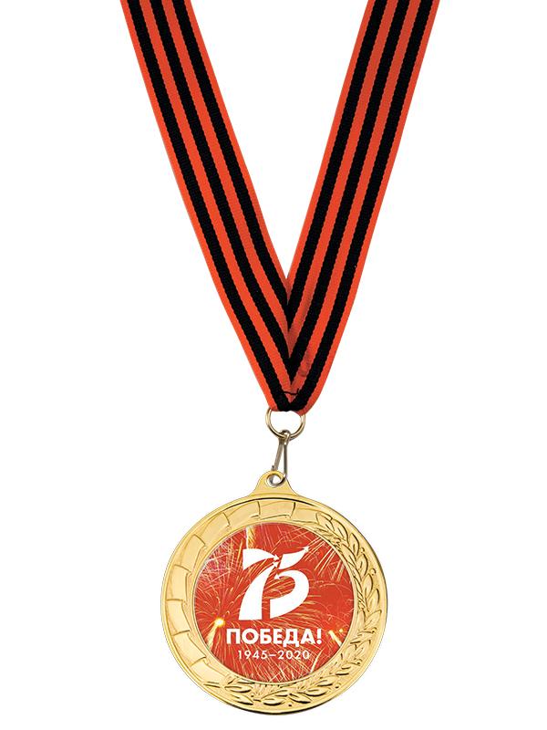 Медаль на ленте - MK292a_K-DP