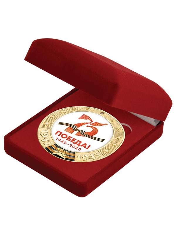 Медаль в футляре - NB35-DP