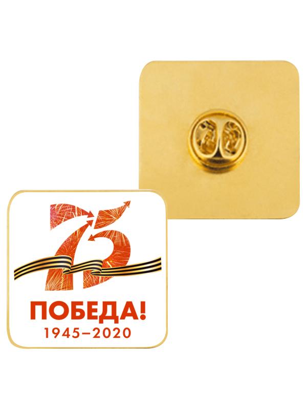 Значок c 3D печатью - ZN37-DP